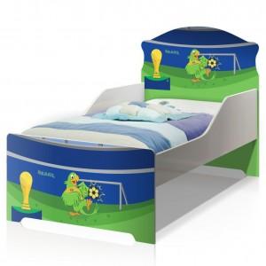 Cama Infantil Uly Copa Do Mundo