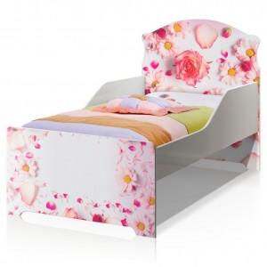 Cama Infantil Uly Rosas