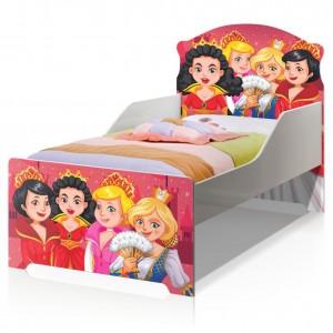 Cama Infantil Uly Princesas Medievais
