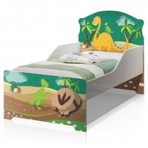 Cama Infantil Uly Dinossauro