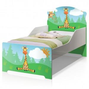 Cama Infantil Uly Girafa e Coruja