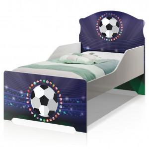 Cama Infantil Uly Futebol Bandeiras