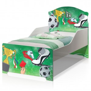 Cama Infantil Uly Partida de Futebol