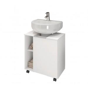 Gabinete Para Banheiro Geel Branco