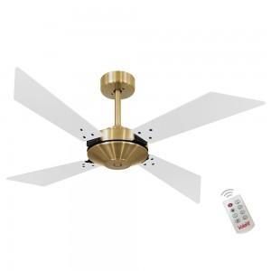 Ventilador Volare Tech New Off Branco 127V e Controle Remoto