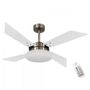 Ventilador Volare Tech Branco 220V e Controle Remoto
