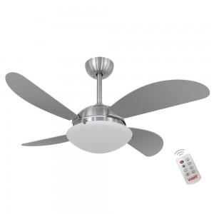 Ventilador Volare Fly Titanio 127V e Controle Remoto