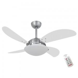 Ventilador Volare Fly Branco 127V e Controle Remoto