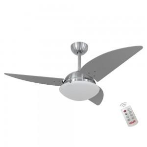 Ventilador Volare Class Titanio 127V e Controle Remoto