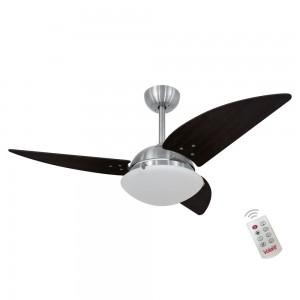 Ventilador Volare Class Tabaco 220V e Controle Remoto