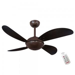 Ventilador Volare Fly Off Tabaco 220V e Controle Remoto