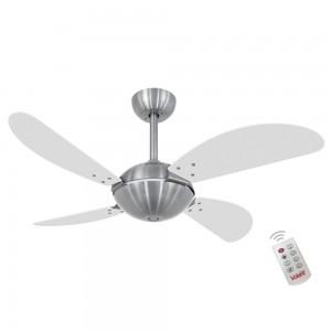 Ventilador Volare Fly Off Branco 220V e Controle Remoto