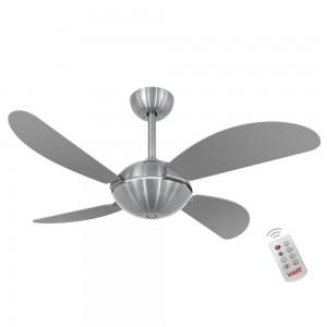 Ventilador Volare Fly Off Titanio 220V e Controle Remoto