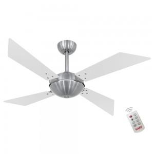 Ventilador Volare Tech Off Branco 127V e Controle Remoto