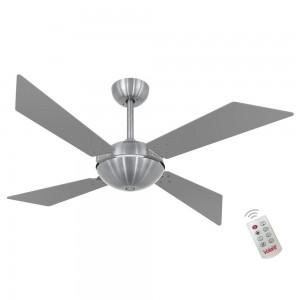 Ventilador Volare Tech Off Titanio 127V e Controle Remoto