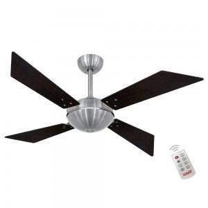 Ventilador Volare Tech Off Tabaco 127V e Controle Remoto