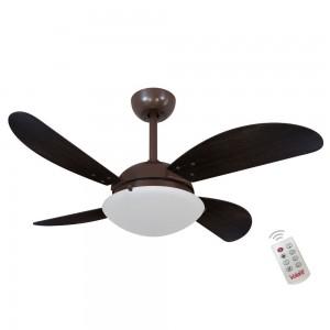 Ventilador Volare Fly Tabaco 220V e Controle Remoto