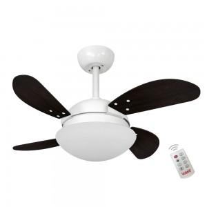 Ventilador Volare Fly Mini Tabaco 127V e Controle Remoto