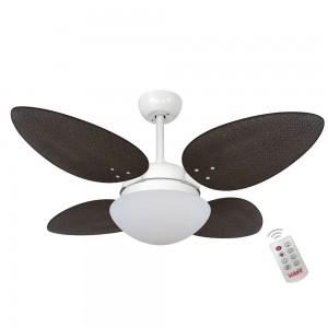 Ventilador Volare P Palmae Tabaco 127V e Controle Remoto