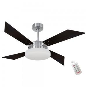 Ventilador Volare Tech Tabaco 127V e Controle Remoto