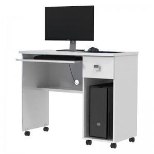 Mesa de Computador Vicenza Branca