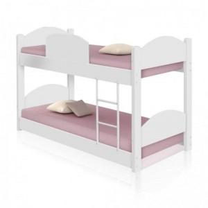 Beliche Montessoriano Infantil com 2 Colchões