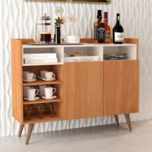 Buffet Enif Nature Off White