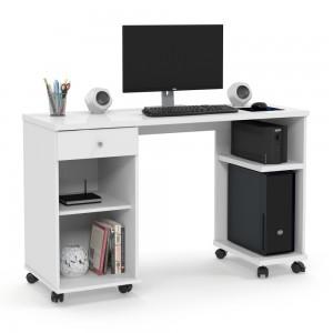 Mesa de Computador Million Branco