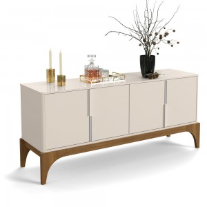 Buffet Pisa Off White e Canela