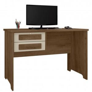 Mesa para Computador Freijó Off White