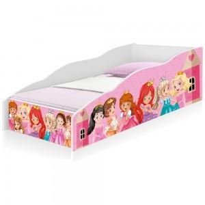 Cama Infantil Play Meninas Princesas