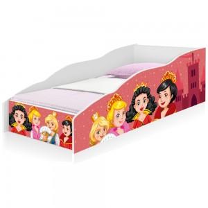 Cama Infantil Play Princesas Teen