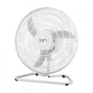 Ventilador de Mesa Oscilante 50 cm PP 110V Branco