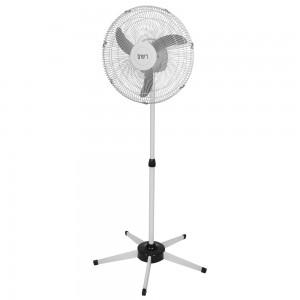 Ventilador Pedestal Oscilante 50 cm 220V Branco