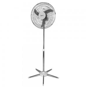Ventilador Pedestal Oscilante 50 cm Bivolt Cromado