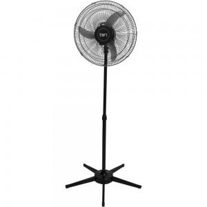 Ventilador Pedestal Oscilante 50 cm 220V Preto