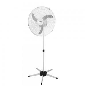 Ventilador Pedestal Oscilante 60 cm 110V Branco