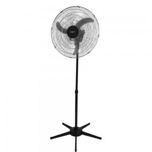 Ventilador Pedestal Oscilante 60 cm 110V Zincado