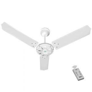 Ventilador Ipanema Branco 110V 3 Pás e Controle