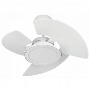 Ventilador Aventador LED Branco 220V 3 Pás