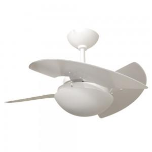 Ventilador Florença 3 Pás 220V Branco