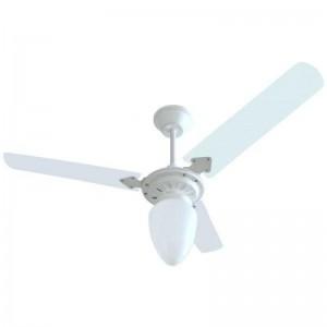 Ventilador Litoral Branco 220V 3 Pás