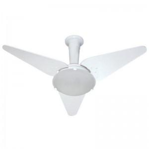 Ventilador Omena Branco 110V 3 Pás