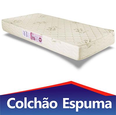 Colchão Espuma
